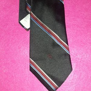 Christian Dior men's tie. Made in Italy